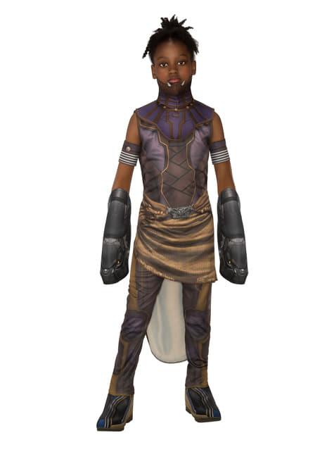 Disfraz de Shuri deluxe para niña - Black Panther