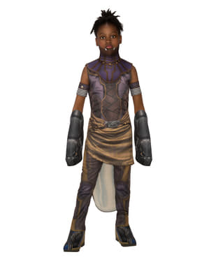 Déguisement Shuri deluxe fille - Black Panther