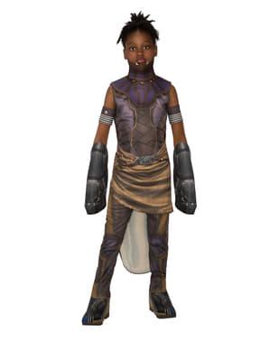 Deluxe Shuri kostyme til jenter - Black Panther