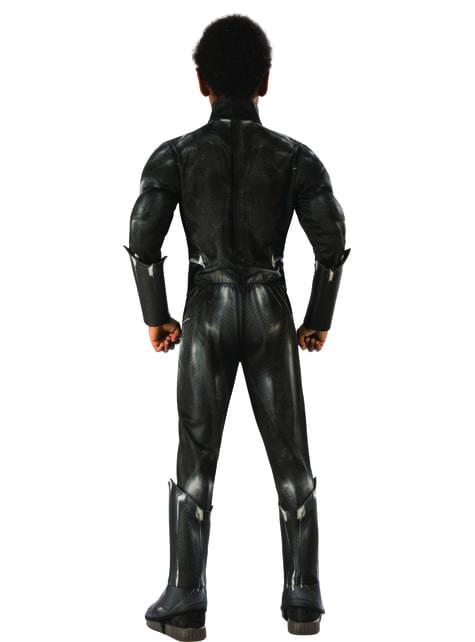 Disfraz de Black Panther deluxe para niño - infantil