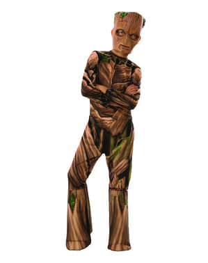 Disfraz de Groot para niño - Vengadores Infinity War