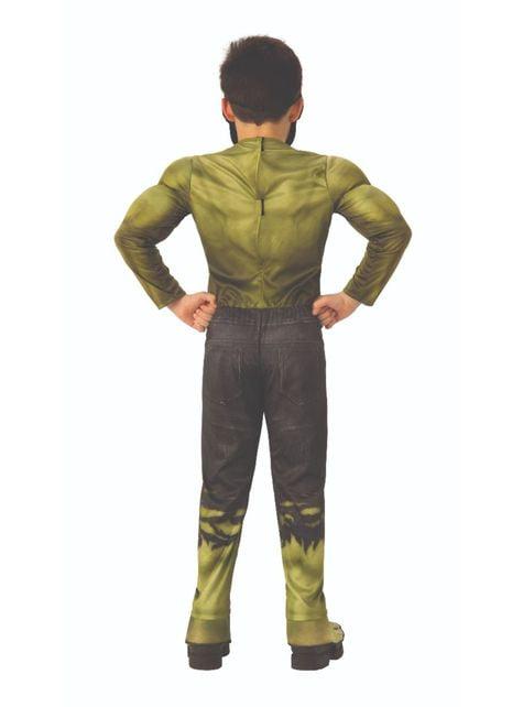 Maskeraddräkt Hulk deluxe för pojke - The Avengers Infinity War