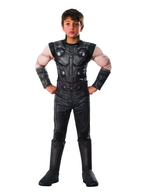 Deluxe Thor costume for boys - Avengers: Infinity War