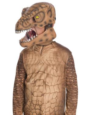 Tyrannosaurus Rex deluxe masker voor jongens - Jurassic World