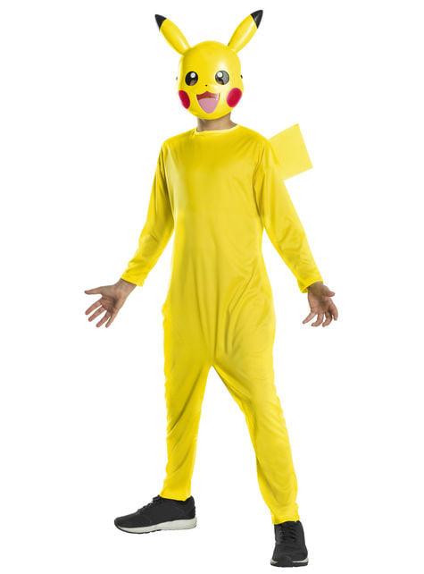 Déguisement Pikachu classic enfant - Pokemon