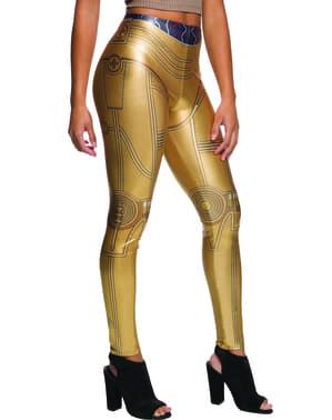 C3PO leggings for women - Star Wars