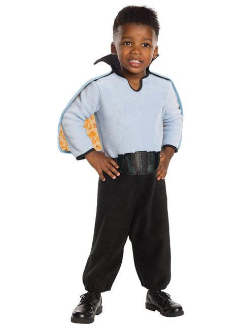 Fato de Lando Calrissian para menino - Star Wars
