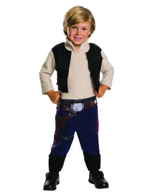 Han Solo costume for baby - Han Solo: A Star Wars Story
