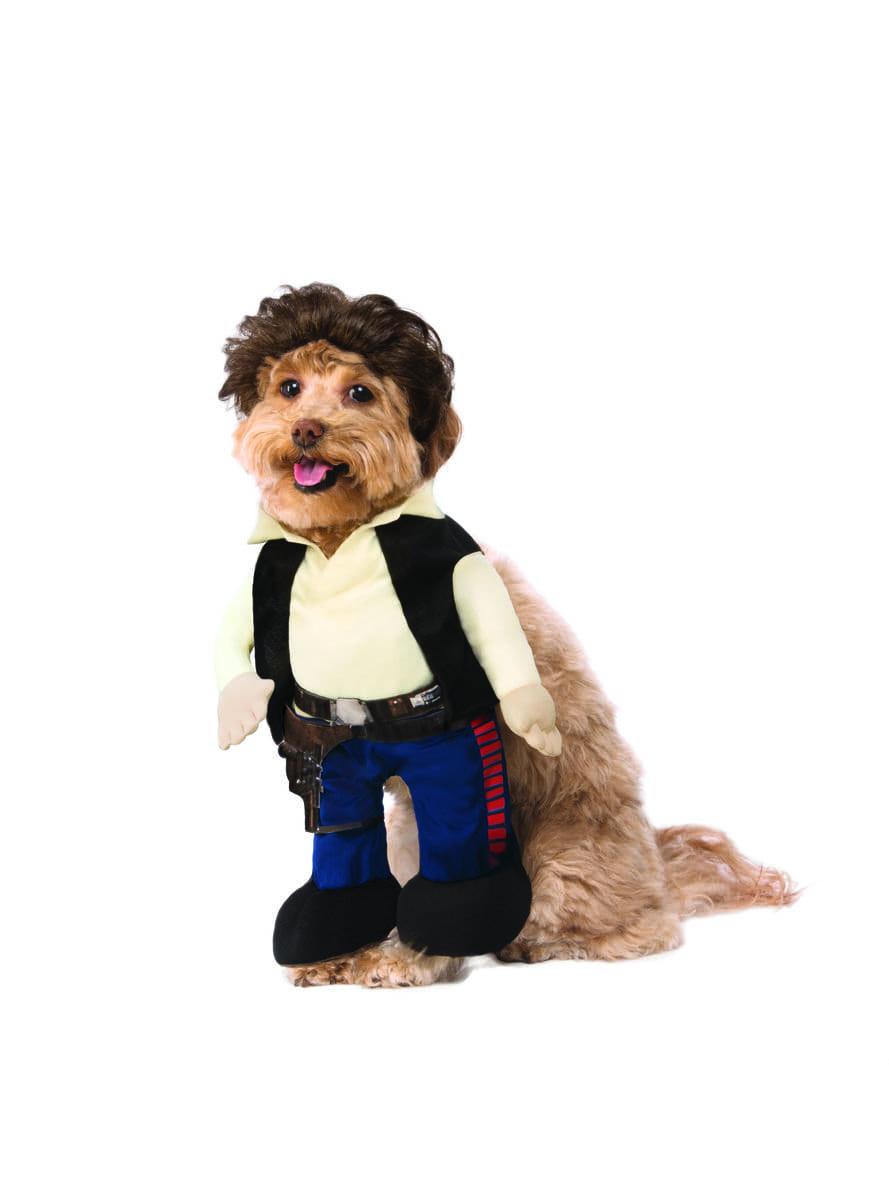 Han Solo | Star Wars | Mascara Carnaval para cães