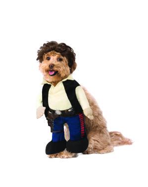 Maskeraddräkt Han Solo för hund - Han Solo: A Star Wars story