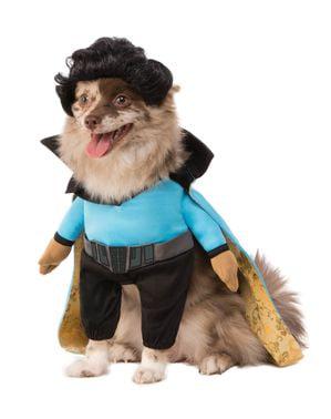 Köpekler için Lando Calrissian kostümü - Han Solo: Bir Star Wars Hikayesi