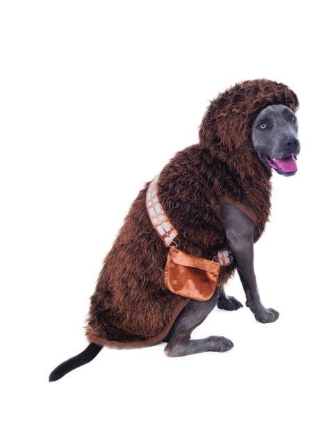 Disfraz de Chewbacca para perro