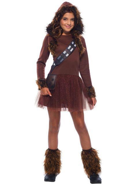 Chewbacca costume for girls - Star Wars