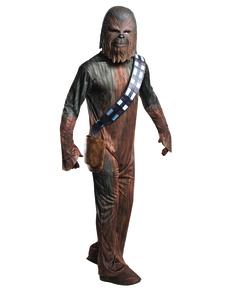 b817ef8dad92 Kostýmy Chewbacca pro děti a dospělé. Aaawwwrrr!!