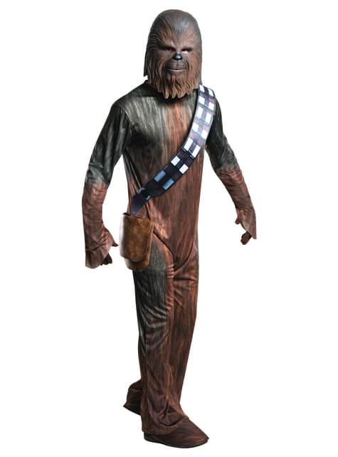 Kostium Chewbacca męski - Gwiezdne Wojny