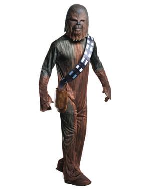 Strój Chewbacca męski - Gwiezdne Wojny