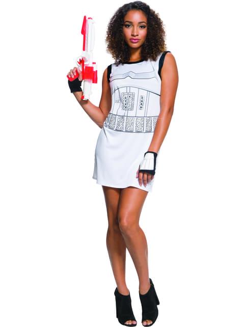 Vestido de Stormtrooper para mujer - Star Wars