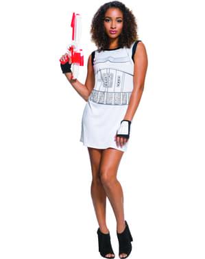 Stormtrooper kjole til kvinder - Star Wars