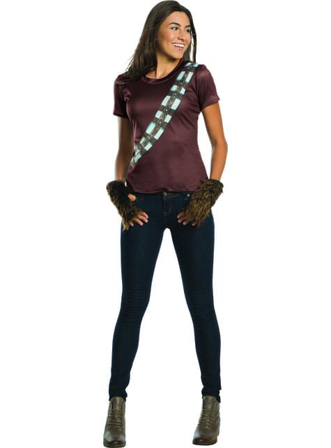 Costume di Chewbacca per donna - Star Wars