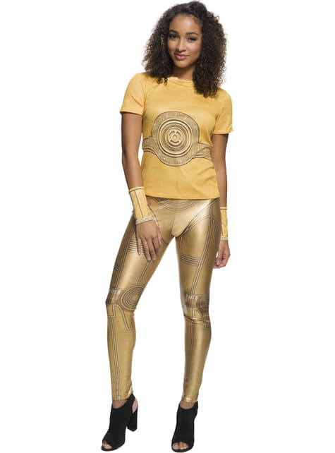 C3PO costume for women - Star Wars