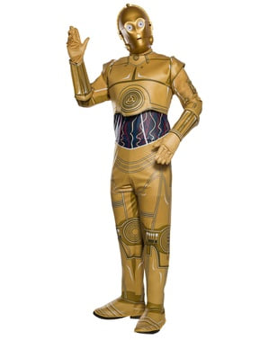 Costume di C3PO per adulto - Star Wars