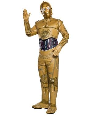 """Костюм на C3PO за възрастни – """"Междузвездни войни"""""""