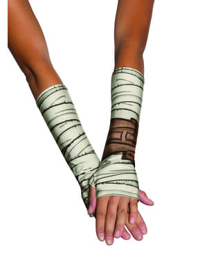 Rey gloves for women - Star Wars