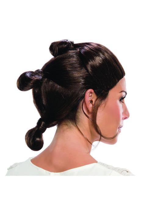 Peluca de Rey para mujer - Star Wars