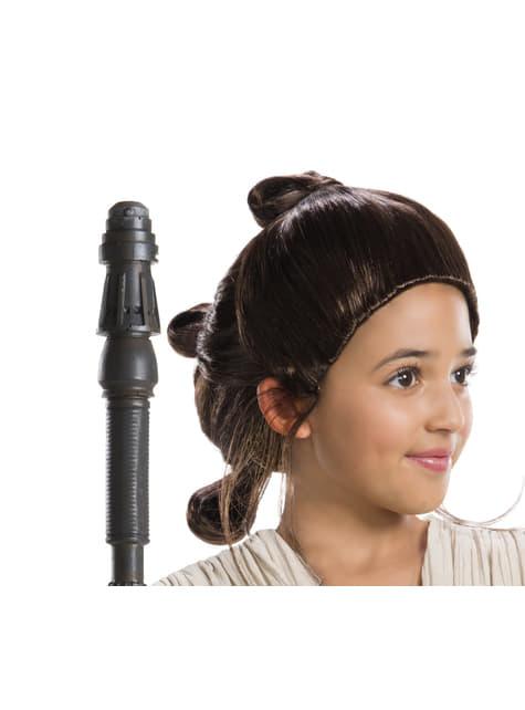 Peluca de Rey para niña - Star Wars - para tu disfraz