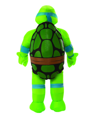 लियोनार्डो inflatable पोशाक - निंजा कछुए