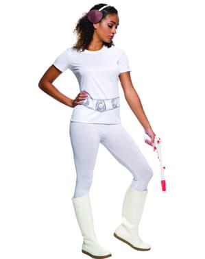 Prinsesse Leia kostyme til dame - Star Wars