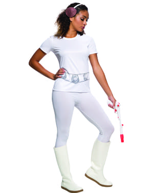 Prinzessin Leia Kostüm für Damen - Star Wars