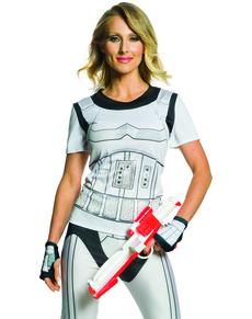 Disfraz de Stormtrooper deluxe para mujer - Star Wars