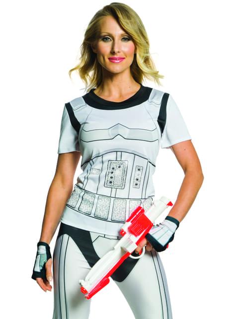Camiseta de Stormtrooper deluxe para mujer - Star Wars
