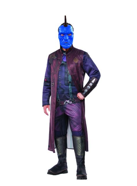 Strój Yondu deluxe męski - Strażnicy Galaktyki Vol 2