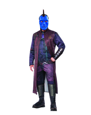 Deluxe Yondu kostume til mænd - Guardians of the Galaxy Vol 2