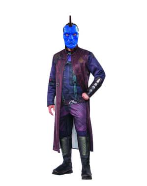 Fato de Yondu deluxe para homem - Guardiões da Galáxia Vol 2