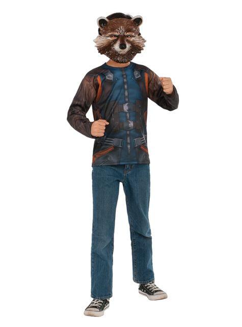 Rocket Raccoon costume for men - Guardians of the Galaxy Vol 2