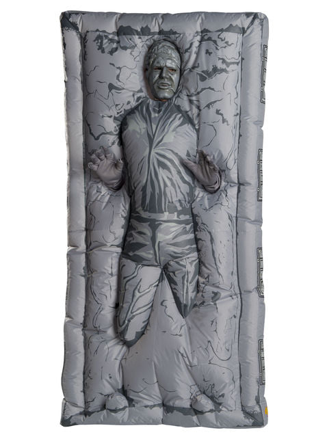 Disfraz de Han Solo carbonizado para hombre - Han Solo: Una Historia de Star Wars