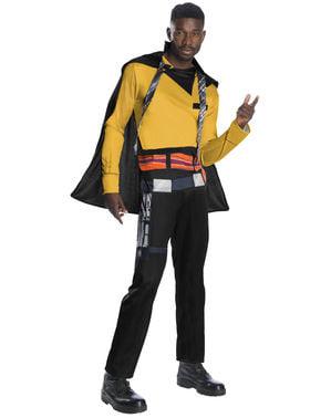 Yetişkinler için Lando Calrissian kostümü - Han Solo: Bir Star Wars Hikayesi