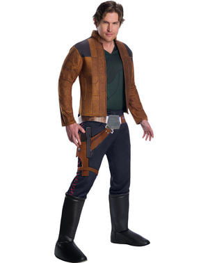Déguisement Han Solo deluxe homme - Solo: A Star Wars Story