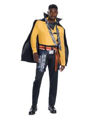 Deluxe Lando Calrissian kostuum voor volwassenen - Han Solo: A Star Wars Story