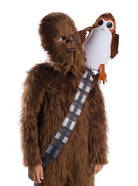 Aufblasbares Porg Schulteraccessoire - Star Wars Episode VIII