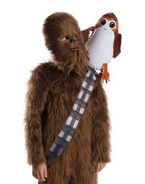 Porg Yıldız şişme omuz pedi - Star Wars Bölüm VIII