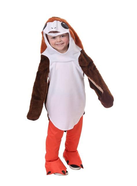 Deluxe Porg costume for boys - Star Wars