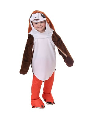 Deluxe Porg costume for boys - Star Wars
