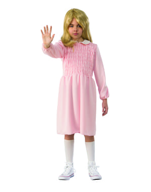 Vestido de Eleven para niña- Stranger Things