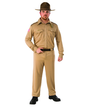 Jim kostyme - Stranger Things
