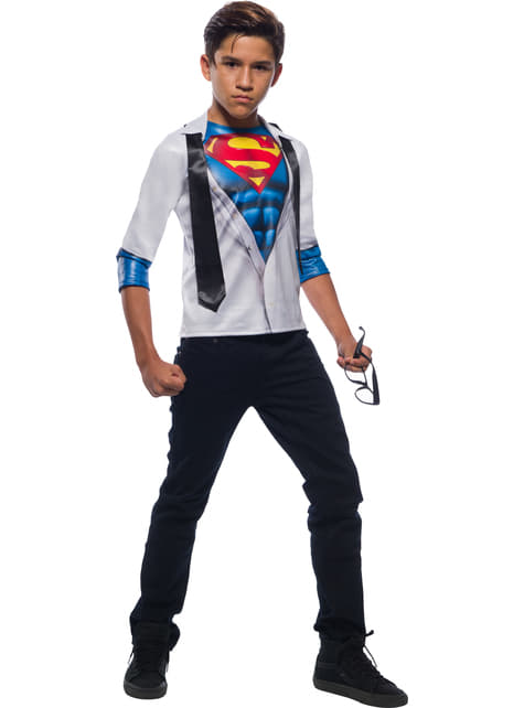 Fato de Super-Homem para menino