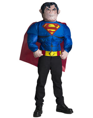 Inflatable Superman costume for men